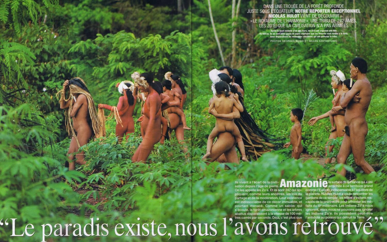 Секс среди туземцев 7 фотография