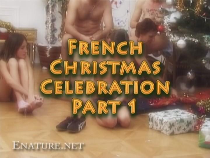 French Christmas Celebration Part 1 / Французское рождество часть ...
