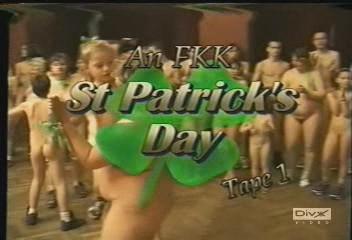 An FKK St Patricks Day / День Святого Патрика