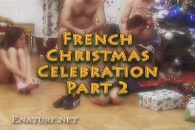 French Christmas Celebration Part 2