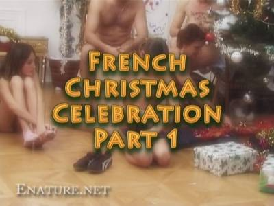 French Christmas Celebration Part 1