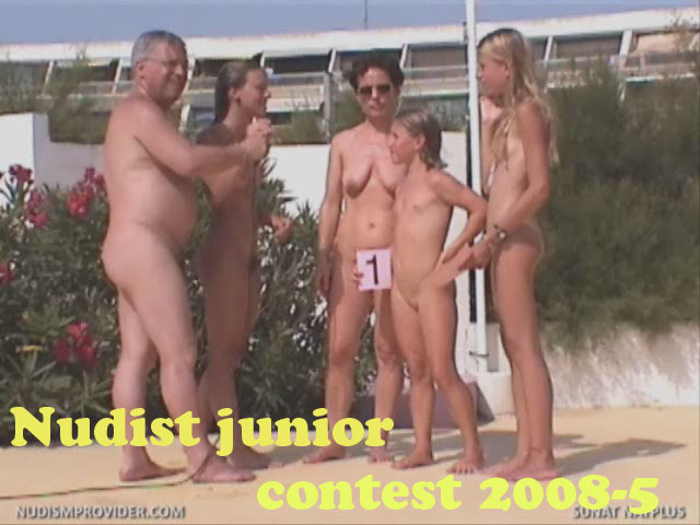 Free nude junior contest clips here