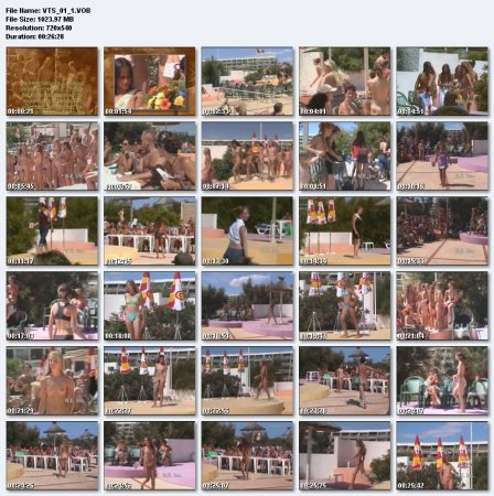 Nudist junior contest 2008-11 / ������������ ���� �������� (����������)