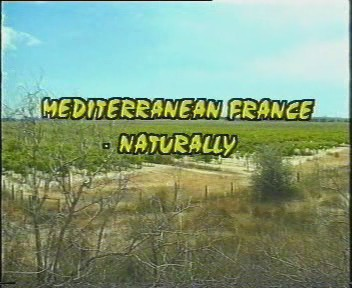 Mediterranean France — Naturally