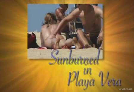 Itsmee's Sunburned in Playa Vera / Загорайте в Плая Вера