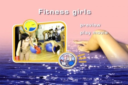 Fitness Girls / Девичий фитнес