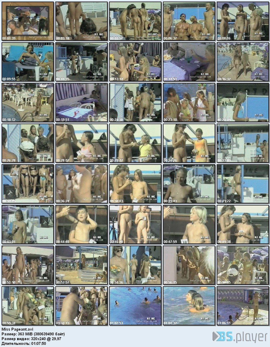 1999 pageant junior nude