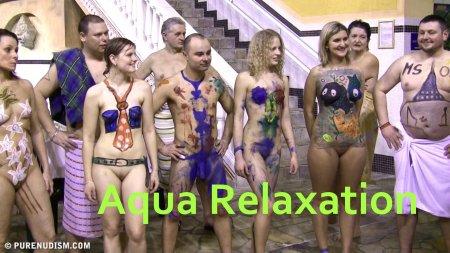 Aqua relaxation / Водное расслабление