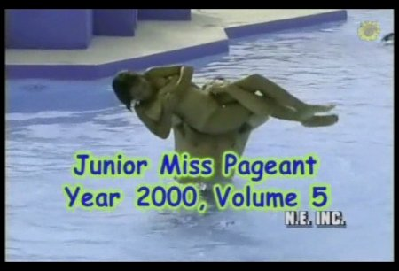 Junior Miss Pageant Year 2000 vol.5 / Мисс юная натуристка 2000-5