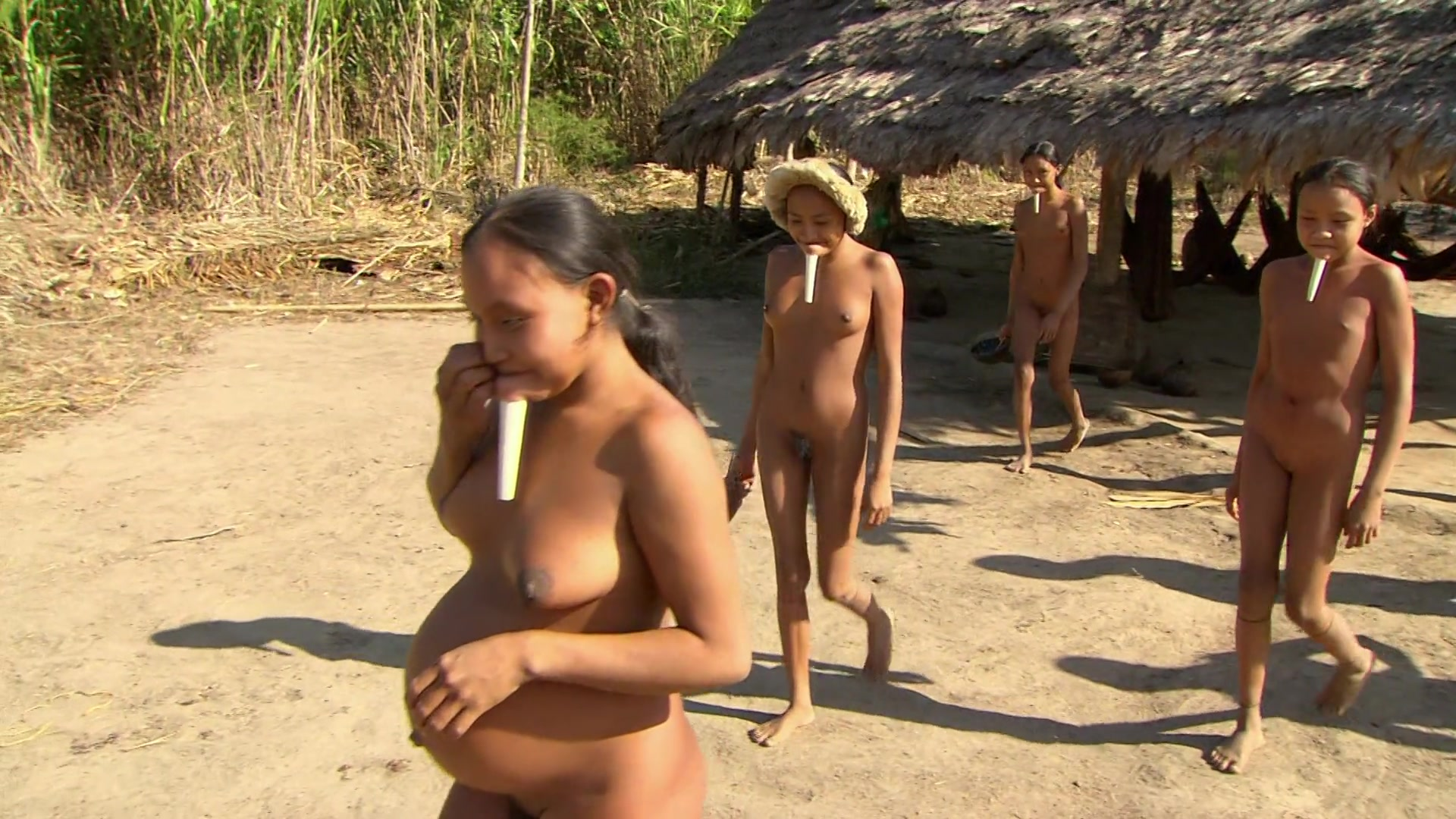 Tribal nude videos 11