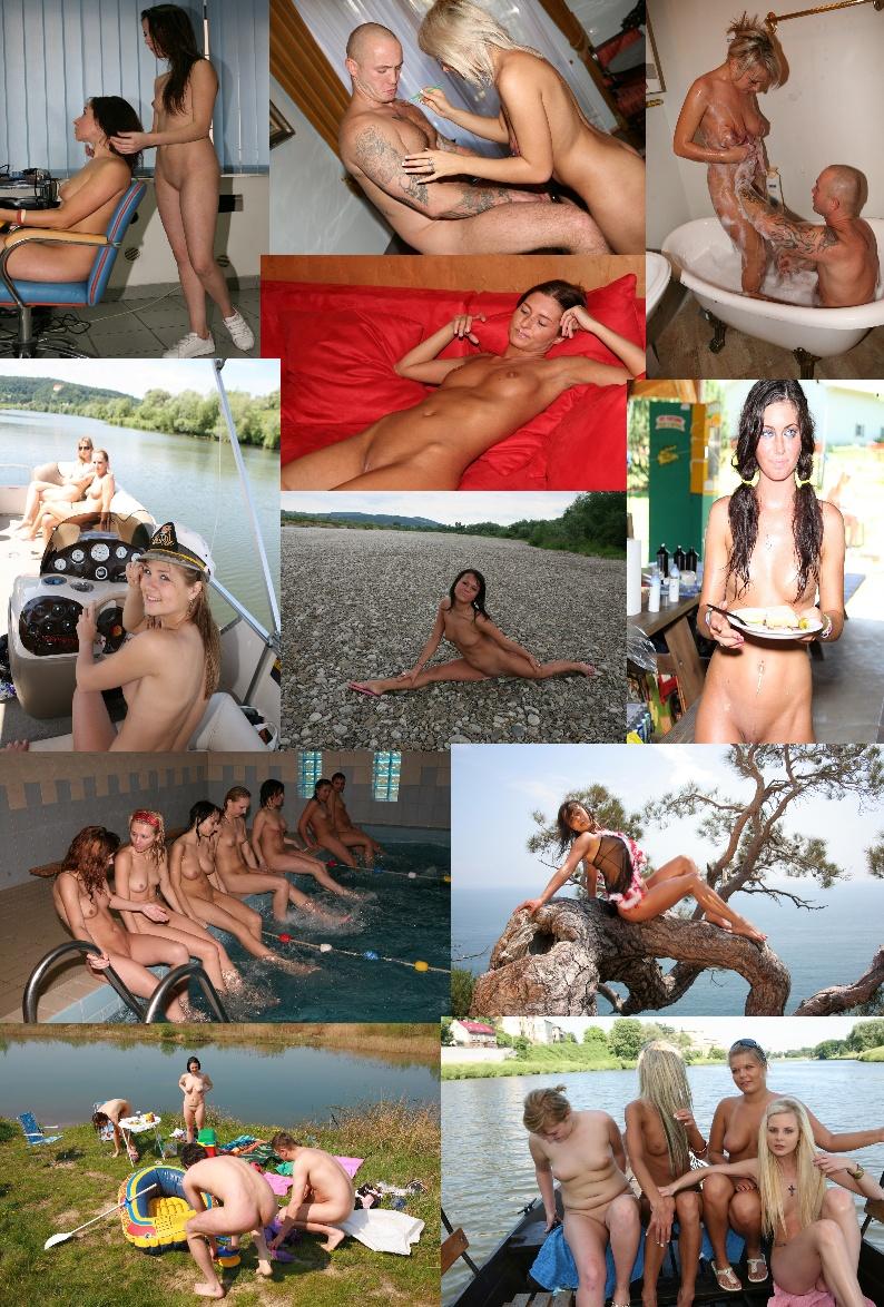 Баня нудистов фото Фотографии нудистов в бане