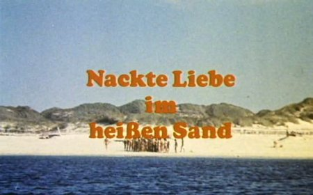 Sonne, Sylt und kesse Krabben / Любовь на горячем песке