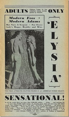 Elysia, Valley of the Nudes /