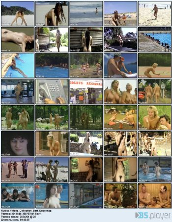 Nudist Videos Collection (перезалита)