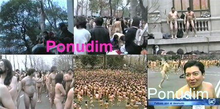 Spencer Tunick - Chile / ������� ����� - ����