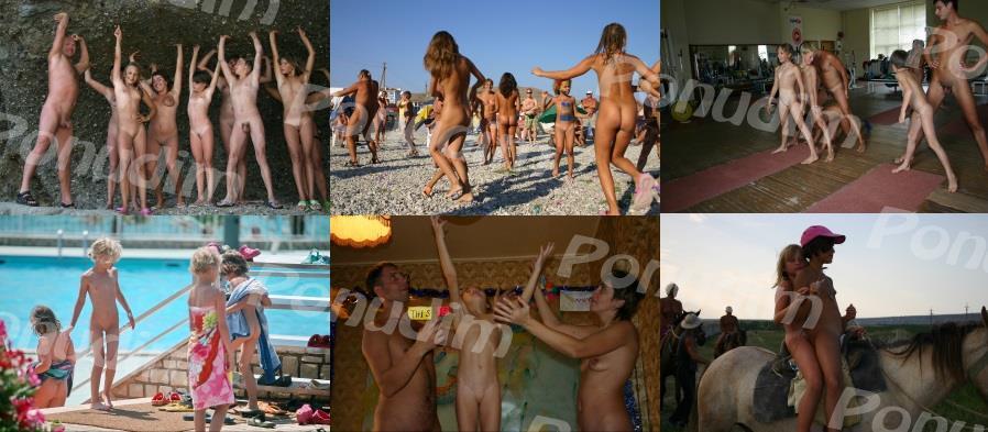 family nudist teen