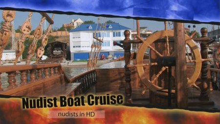 Nudist Pirate Ship Cruise / ���������� ����� �� ��������� �������