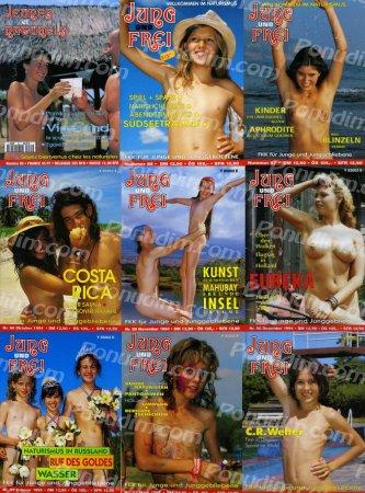 Jung Und Frei (85-90, 92-94) / Молодые и свободные (85-90, 92-94)