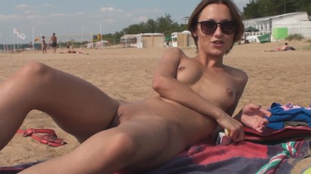 Nudist Camp Clips 3-2