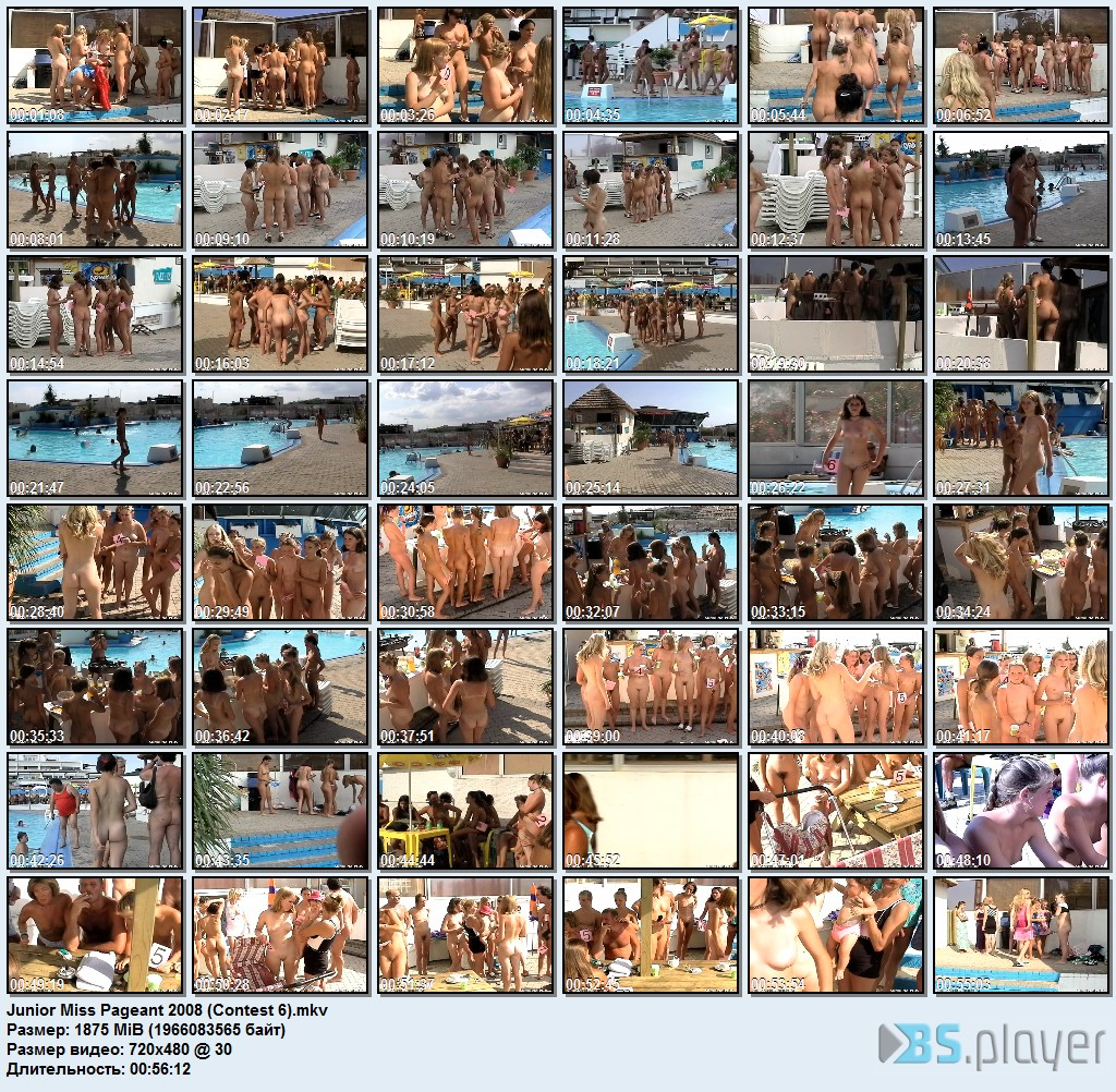 Would enice pageant contest 2008 nudism such