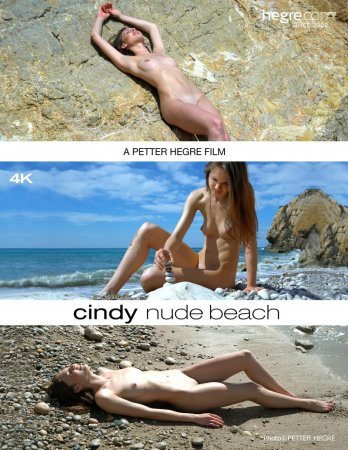Cindy - Nude Beach (01.08.2017)