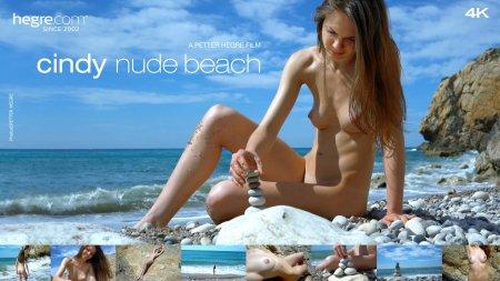 Cindy - Nude Beach (01.08.2017)