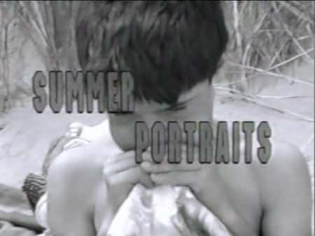 Summer portraits (nude boys)