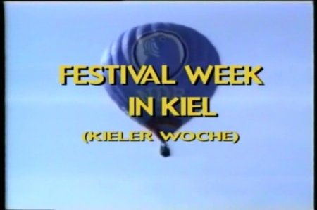 Festival Week in Kiel 1992  (Family naturism)