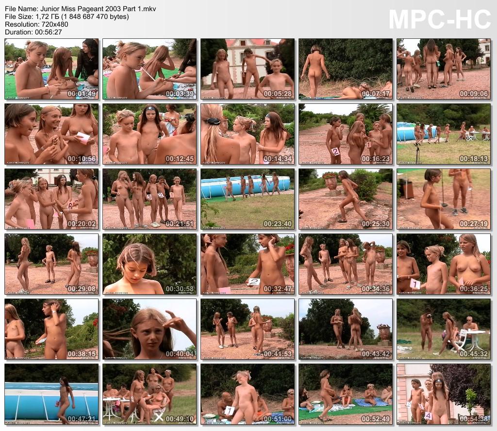 Miss nude pageant 2003 idea