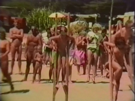FKK Resort Mayhem_2008 (DVD) (family nudism, young naturism,  naked boys, naked girls)