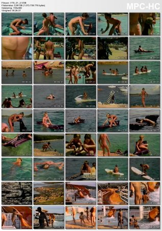 FKK Resort Mayhem_2008 (DVD) (family nudism, family naturism, young naturism,  naked boys, naked girls)