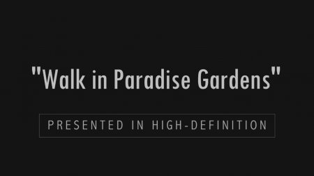Walk In Paradise Gardens HD (family naturism, naked boys, naked girls)