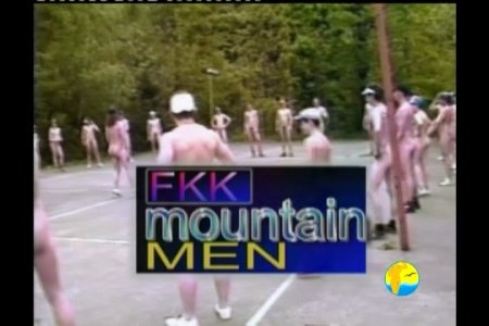 FKK Mountain Man (family nudism, family naturism, young naturism, naked boys)