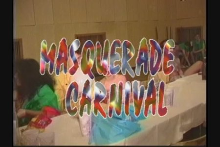 Masquerade Carnival (family nudism, family naturism, young naturism, naked boys, naked girls)