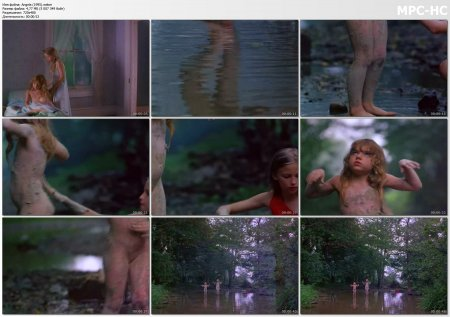 Сollection of fragments #2 (young naturism, naked boys, naked girls)