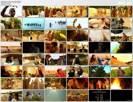 Banished from paradise 2001 / Изгнанные из рая 2001 DVDRip (family nudism, family naturism, young naturism, naked boys, naked girls)