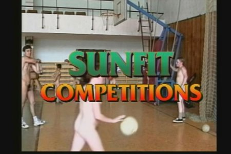 Sun-Fit Competitions (family nudism, family naturism, young naturism, naked boys, naked girls)