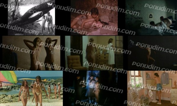 Сollection of fragments #16 (young naturism, naked boys, naked girls)