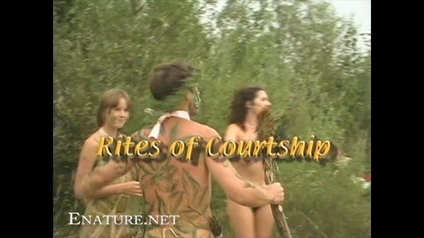 Rites of Courtship HD (family nudism, family naturism, young naturism, naked boys, naked girls)