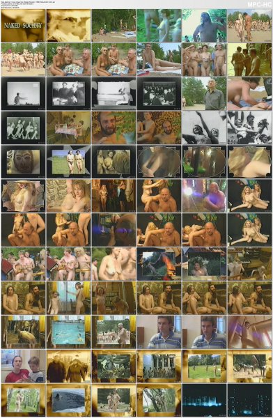 Naked Society (1999) (family nudism, family naturism, young naturism, naked boys, naked girls)