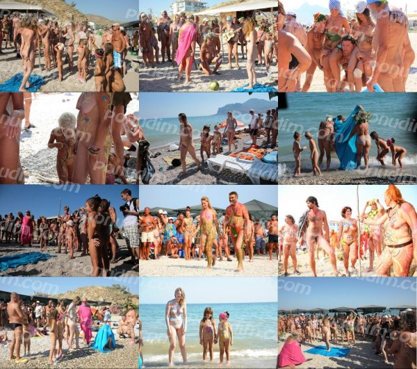 Tropico Haven (family nudism, family naturism, young naturism, naked boys, naked girls)