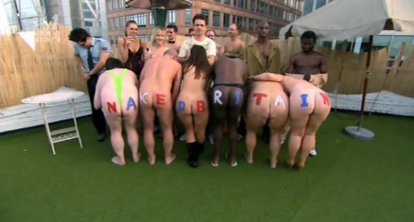 Naked Britain 3 (family nudism, family naturism)