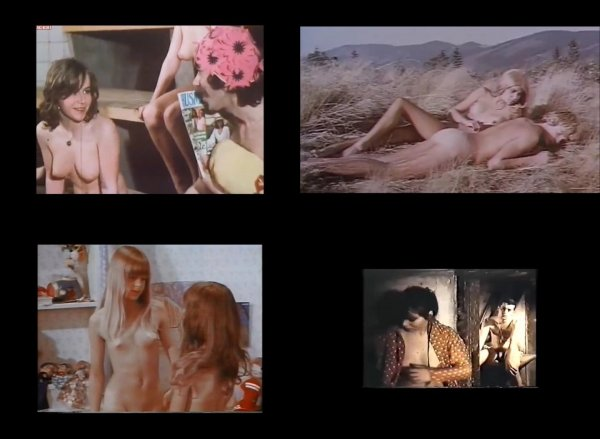 Сollection of fragments #29 (young naturism, naked boys, naked girls)