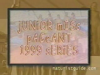 Junior miss pageant 1999