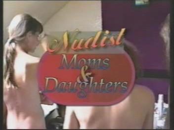 Nudist Moms & Daughters