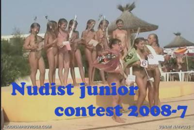 Nudist junior contest 2008-7