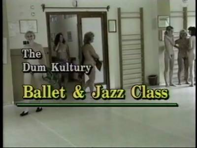 Ballet and Jazz Class