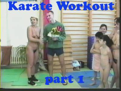 Karate Workout - part 1