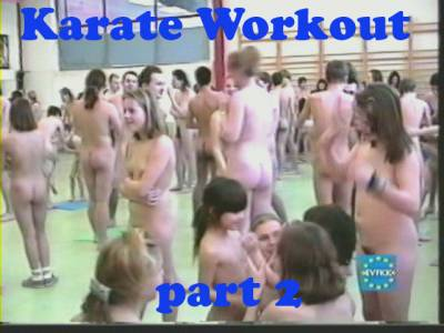 Karate Workout - part 2