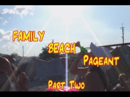 Family beach pageant 2  (DVD)